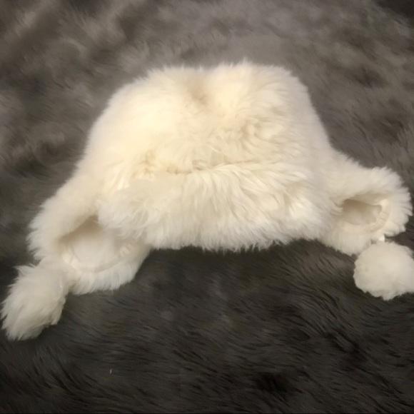 GYMBOREE ICE CREAM SWEETIE WHITE ICE CREAM RUFFLE SUN HAT 0 12 24 4T 5T NWT